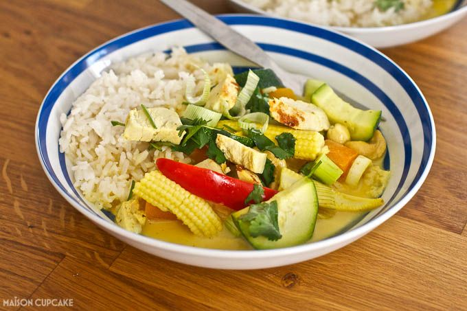 Thai turkey curry recipe in 10 minutes (with Bernard Matthews)
