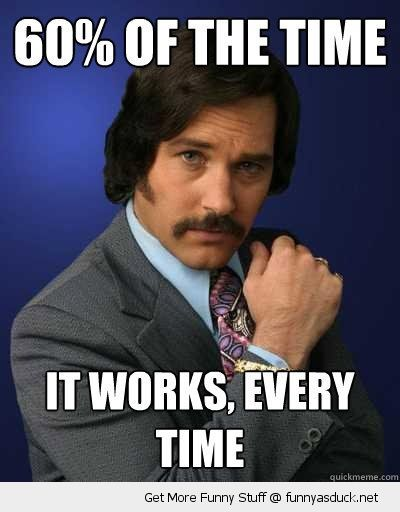 anchorman 2 quotes | funny-anchorman-Brian-Fantana-sex-panther-60-of-the-time-works-every ...