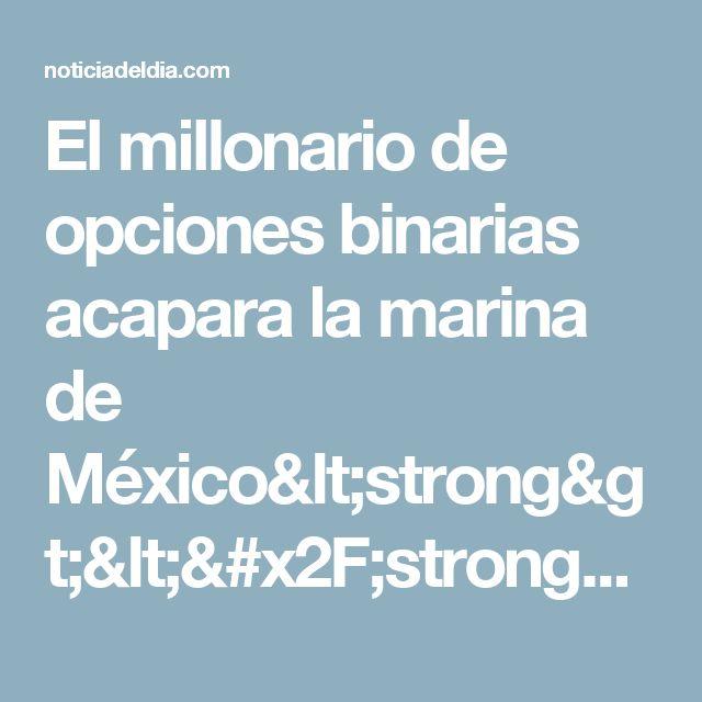 El millonario de opciones binarias acapara la marina de México<strong></strong> con una extravagante fiesta en un yate de USD $ 30 millones – 24BusinessNews