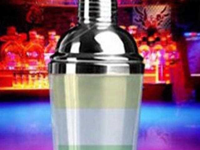 Luna de miel. Una bebida de gran atractivo visual y muy fácil de preparar.
