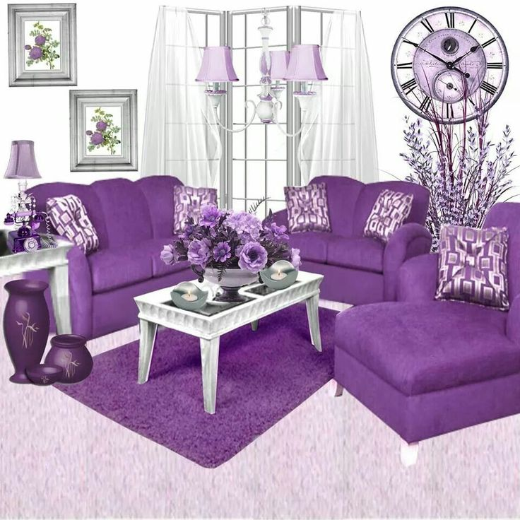 This Might Be Asking Too Much From The Hubby Perhaps For The Love Of Purple Pinterest