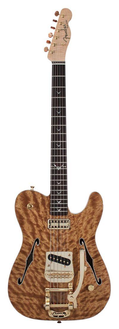 Fender Custom Shop John Cruz Masterbuilt Telecaster #fender #telecaster #bigsby