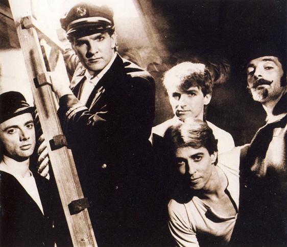 Split Enz - old Australian band