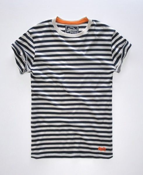 Superdry Striped T-Shirt