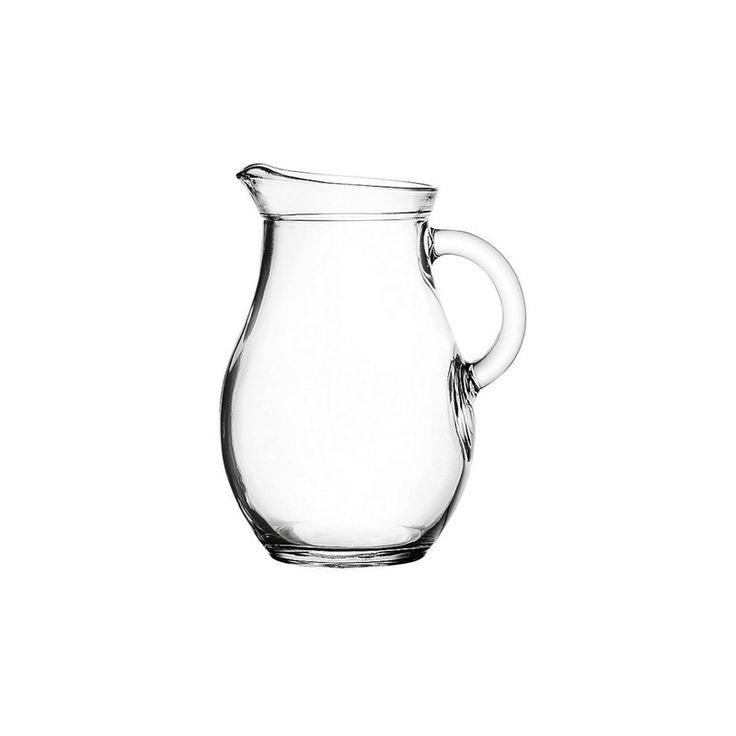 Kanne Krug Glas Getränkekrug...
