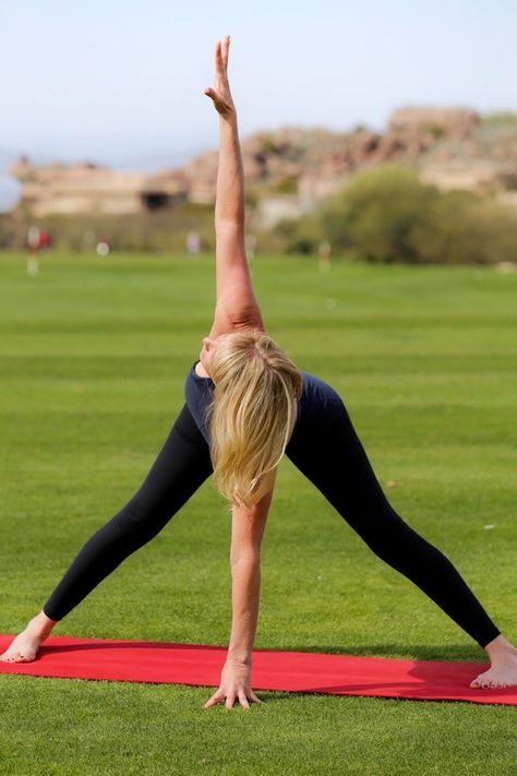 Fitness Friday: A great yoga program for golfers - Golf Digest