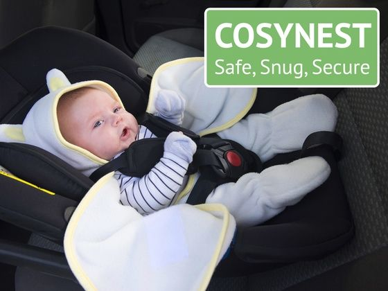 We are delighted to be able to introduce an Innovative IRISH Company's COSYNEST Kickstarter campaign! take a look. ;-)