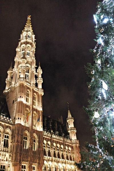Le marché de Noël de Bruxelles