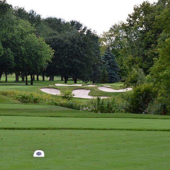 Oshawa Golf and Curling Club, Oshawa, Ontario, Canada