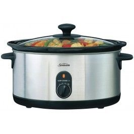 Sunbeam Slow Cooker 5.5L