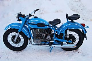 Ural Restoration ideas
