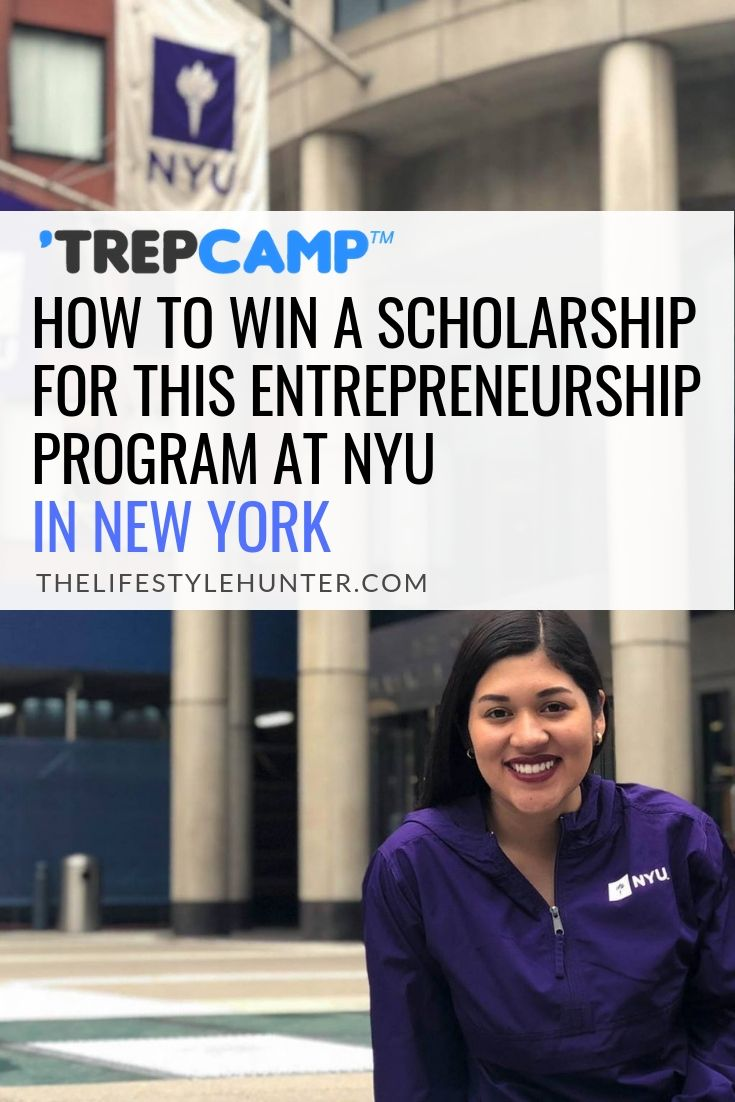 TrepCamp: how to win a scholarship for this entrepreneurship