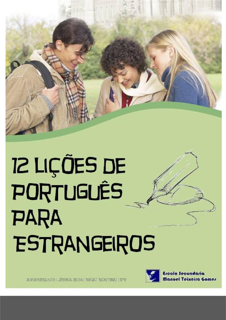 If you are planning to work in Portugal or any of the other countries where Portuguese is spoken then it can only be to your advantage to learn as much of the language as possible. How To Speak Portuguese, Portuguese Lessons, Brazilian Portuguese, Portuguese Language, English Language, Science Experiments, Vocabulary, Teacher, Lettering