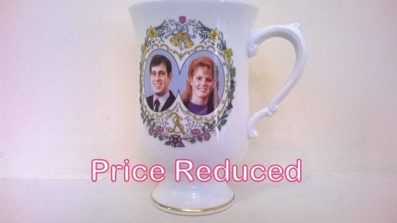 SALE Prince Andrew & Sarah Ferguson Royal by billingsleyson
