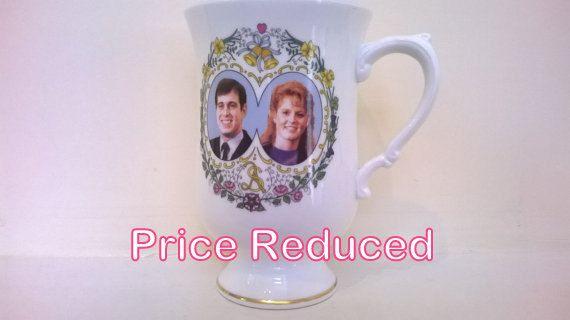 SALE Prince Andrew & Sarah Ferguson Royal by billingsleyson