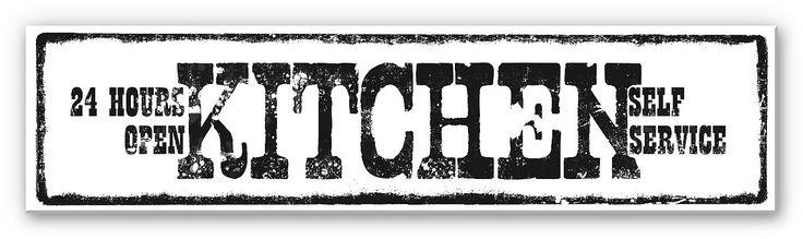 Ein witziges und dekoratives Wandaccessoires für die Küche. Mitgeliefert werden 9 Klebepads zur Befestigung an Wand oder Tür.  Artikeldetails:  Größe: (B/H): 40/10 cm,  Material/Qualität:  Hartschaum,  Qualitätshinweise:  Hartschaumplatten bestehen aus verfestigtem Schaum (Polyvinylchlorid). Die Drucke erfolgen auf dem original Forex® Material., Weiße Kanten und weiße Rückseite,  Wissenswertes:...