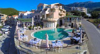 #Отели и #Курорты: #СПА #Отель #Spa #Resort #Bečići (#Будва, #Черногория)