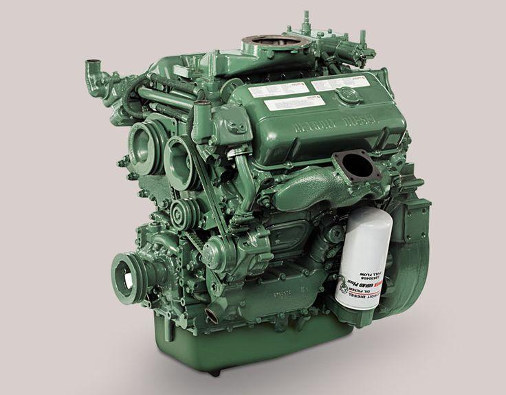 Series 53 - Products - MTU Detroit Diesel 2-Cycle