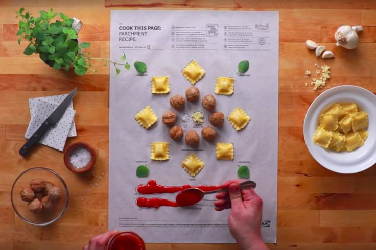 Ikea Teases Idiot-Proof 'Cook This Recipe' Posters - Eater