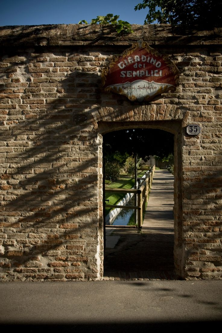 17 best images about italy bagnacavallo near b b la - Il giardino dei semplici ...