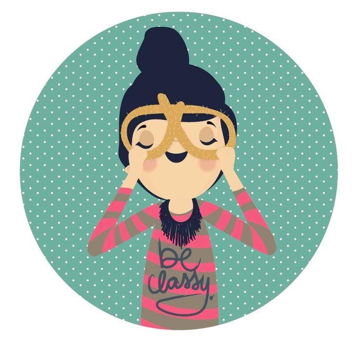 www.lubione.com ilustração lubi
