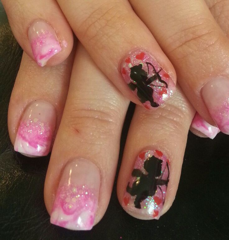 229 best nails by janayna images on pinterest acrylics stamping valentines nailspid prinsesfo Images