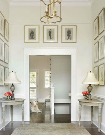 Best of Entry and Foyer Wall Colors that are Easy on Your EyesMy Decorating Tips
