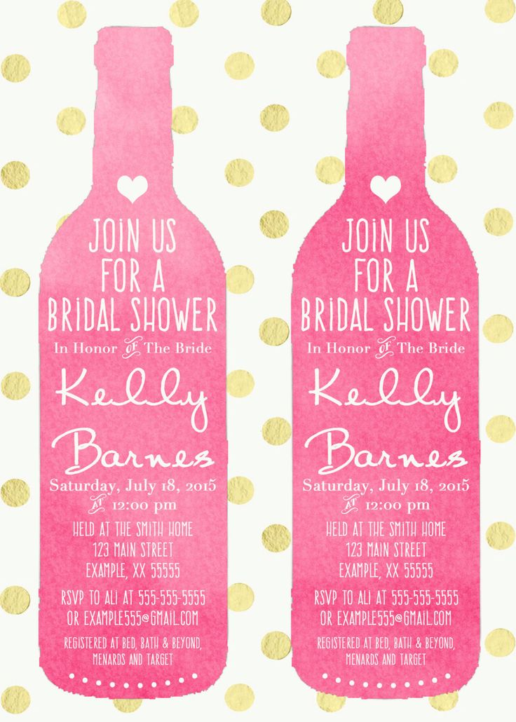 Wedding Shower Invitations Etsy for amazing invitation layout