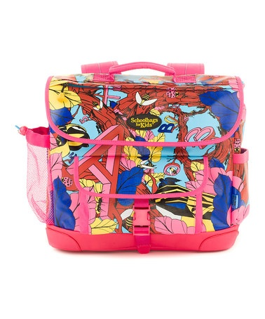 Take a look at this Pink Forrest Signature Large Backpack by Schoolbags for Kids on #zulily today!