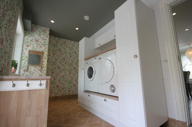 vaskerom, hentet fra bloggen Villa Krogh