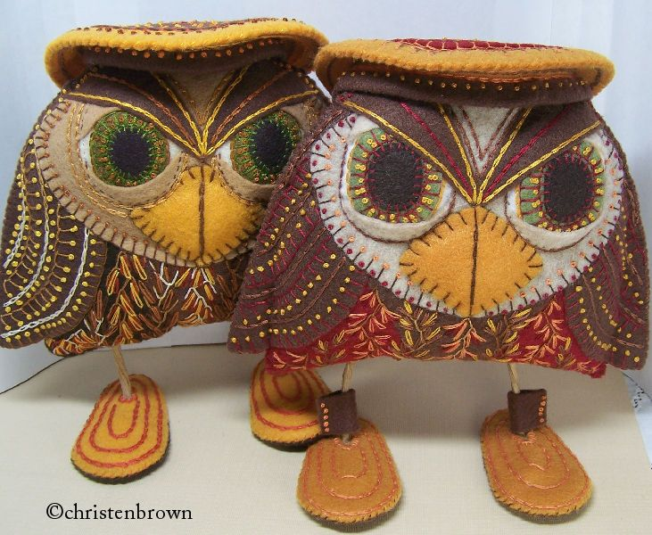 What a Hoot! Oliver the owl by Christen Brown