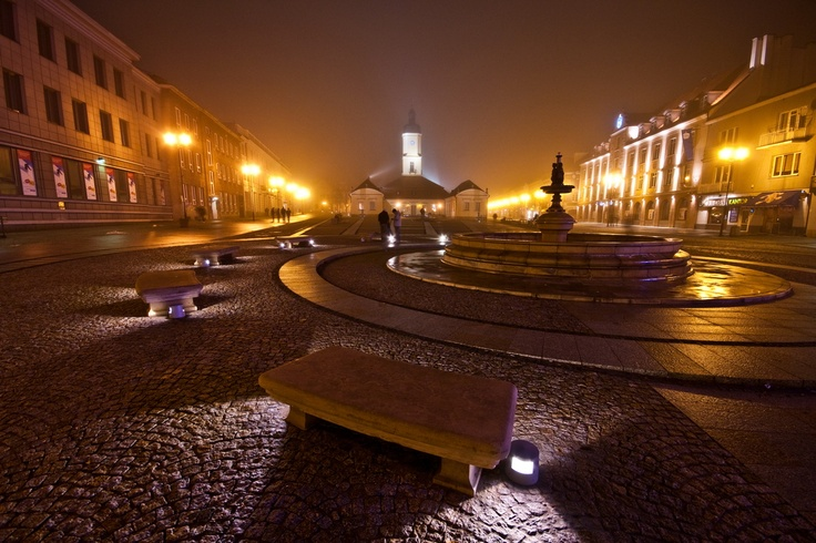 Bialystok Central Square