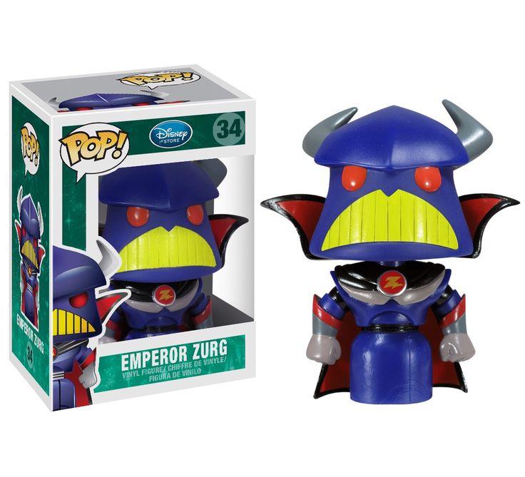 Emperor Zurg Funko POP! Figure