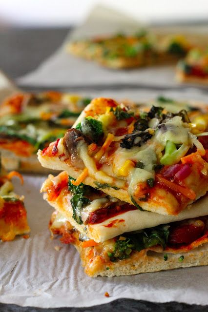 { a swoonful of sugar } : Easy Homemade Pizza Base