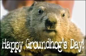 Groundhog's Day Speech and Language Activities