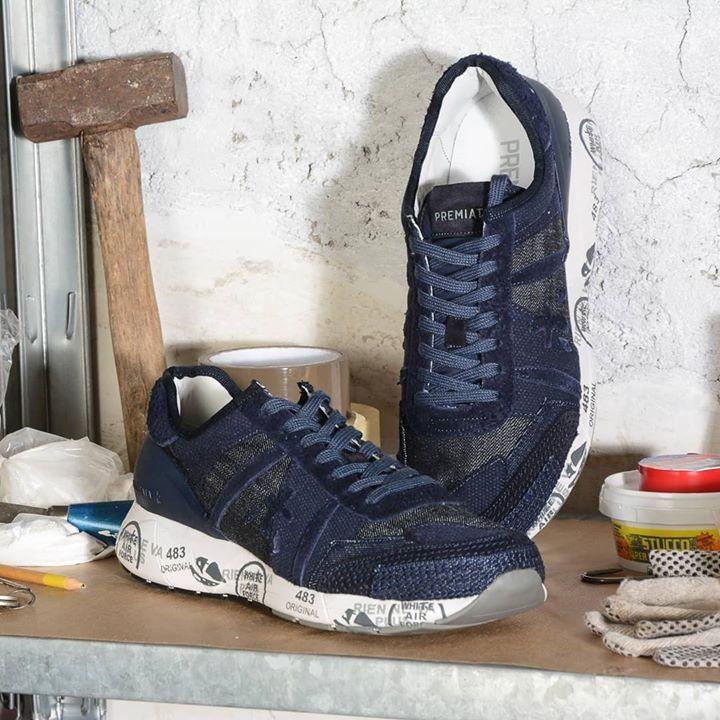 Premiata #Sneakers uomo Nuova collezione PE19 . A
