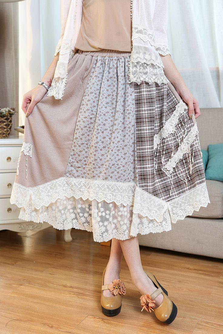 liz lisa saia lolita faldas cortas tubo fringe harajuku ensemble jupe et haut rok dames kleding rokken jupe longue vintage skirt //Price: $US $34.68 & Up To 18% Cashback //     #steampunktendencies