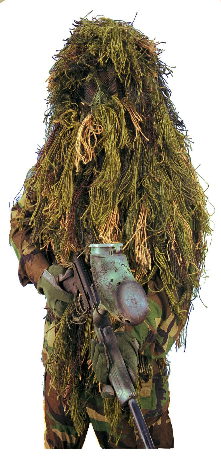 Rothco Paintball Ghillie Suit