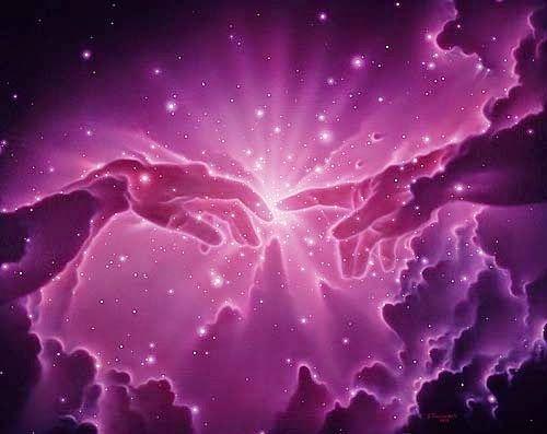 Pensées positives: Méditation pour élever son taux vibratoire en se connectant à la Source Divine