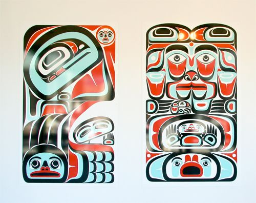Northwest Coast native Canadian art, Siggi Odds