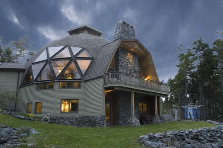 There's No Place Like Dome: 7 Geodesic Homes - Trulia's Blog - Real Estate 101