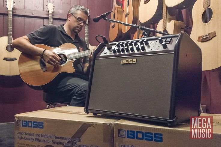 The BOSS Acoustic Singer Amplifier - Intelligent harmonizer, 40 second looper and more. Incredible! #boss #bosseffects #bossamplifier #bossamp #acousticguitar #guitar #guitaramp #guitaramplifier #acousticguitar #amplifier #harmoniser #harmonizer #looper #loopstation #megamusic #megamusicmyaree