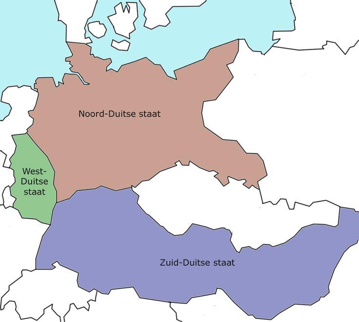 Churchillu0027s Original Plan For The Reorganization Of Central Europe After  The World War More World War 2 Maps U003eu003e