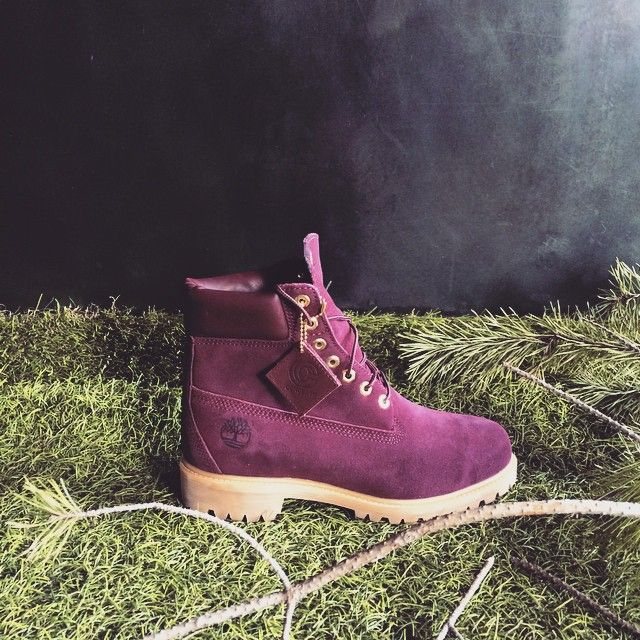 """""""Concepts brings to Timberland's classic 6"""" boot."""""""
