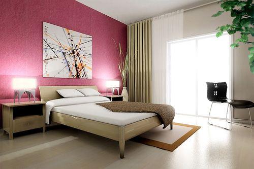 Trang trí phòng ngủ tiện nghi, ấm cúng http://solohaplaza.com.vn/noi-that/noi-that-phong-ngu