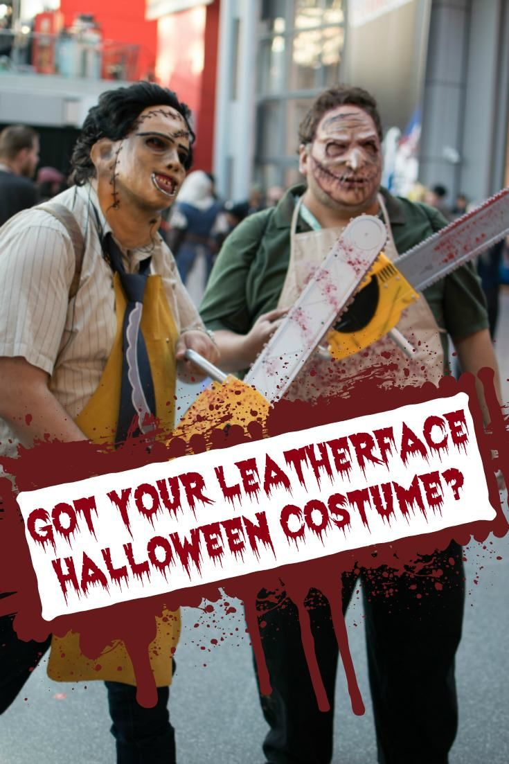 Leatherface Halloween Costume