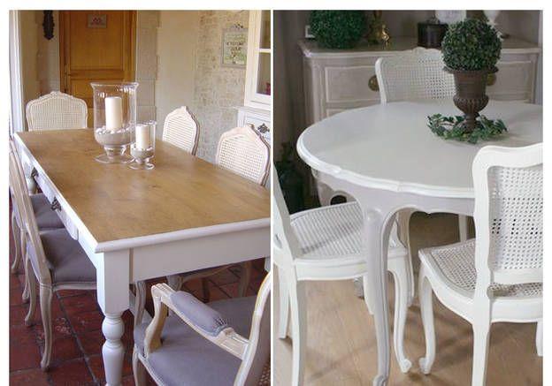 """Une table de """"grand-mère"""""""