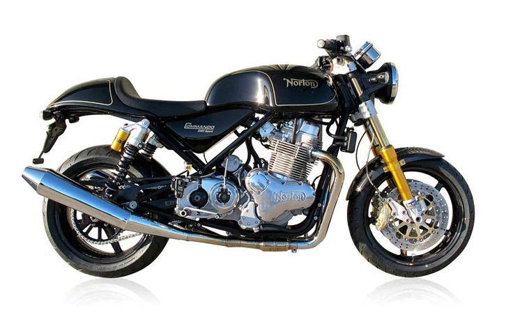 Norton Commando 961 Norton – A qualidade das motos inglesas