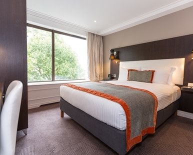 DoubleTree by Hilton Hotel London - Hyde Park Hotel, GB - Standard Queen Room