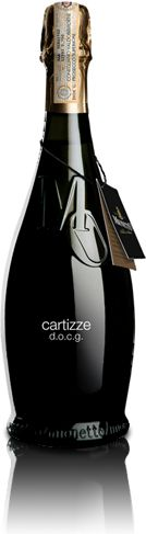 """Cartizze D.o.c.g....limited production """"shining star"""" of """"MO"""" collection / Mionetto USA"""